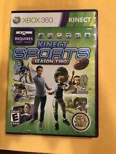Kinect Sports Season 2 Xbox 360, 2011 - Fast Shipping