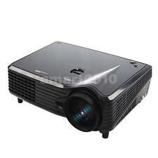 VISIONTEK 1080P 3D LED Projector Home Theater Game 2000Lumen 5000Contrast