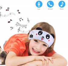 Kids Headband Headphones, Welltop Baby Headphones Earphone Wireless Sleep Music