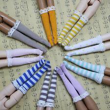 "3 Pairs TAKARA For 12"" Neo Blythe Doll High Stockings Blythe Doll"