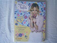 Disney Violetta Activity Card Collection Sammelmappe Panini 70 Bilder Staffel 3