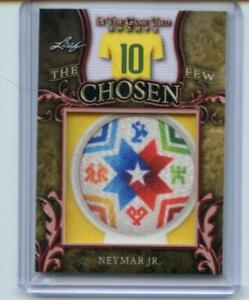 2020 Leaf In The Game Used Sports The Chosen Few Neymar Jr. 1/1