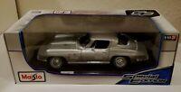 Maisto 1:18 Scale Special Edition Diecast Model - 1965 Chevrolet Corvette
