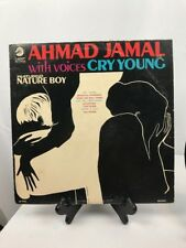 Ahmad Jamal-w/voices Cry Young(MONO) 1967 1st Recording- LP Vinyl Record (F12)