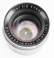 Carl Zeiss Jena 5cm f2 Sonnar T* Leica SM  #2853605