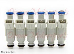 BRAND NEW OEM GENIUNE Bosch Fuel Injectors F87E-H1A 0280155962 x6