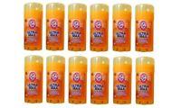 12 Arm and Hammer Ultramax Powder Fresh Solid Antiperspirant/deodorant 1 oz ea