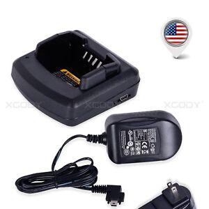 Quick Charger For Motorola Radios A10 RDM2070D CP1100 RDU4100 RDV5100 RDU4160D