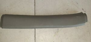 00-02 Chevy Express Passenger Right Front Pillar Trim Gray -Match Pics #15023502