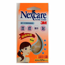 [3M NEXCARE] Acne Dressing Pimple Patch Combo Stickers 36 Patches/1 Box NEW