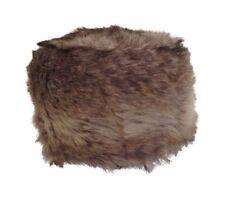 Chapeaux marrons en polyester pour femme