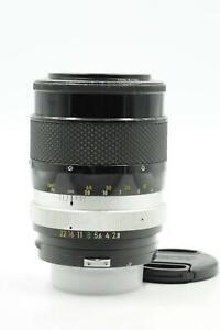 Nikon Nikkor Non-AI 135mm F2.8 Q.C. Lens 135/2.8 QC #982
