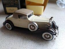 BROOKLIN BRK 6 PACKARD LIGHT 8 COUPE 1932 (BRAND NEW)