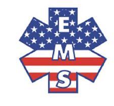 Address Labels - Patriotic - EMS