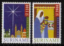 Surinam / Suriname 2000 Kerstmis christmas weihnachten noel MNH