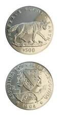 Bosnia Herzegovina Wolf Crown 1994 500 Dinara Uncirculated