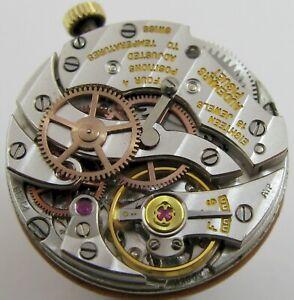 Audemars Piguet cal. 2002 18 jewels 4 adj. watch movement for parts ...