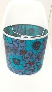 VINTAGE 1970S PSYCHEDELIC LAMPSHADE LIGHTSHADE 1960S