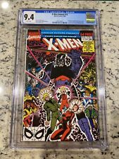 X-Men Annual #14 CGC 9.4 1st Gambit Appearance Cameo