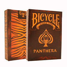 Bicycle Panthera Playing Cards - Panthera Card Deck - Tiger Themed Bicycle Deck