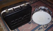 """UMI 14"""" Snare Drum with Hard Case used in good condition -School Band Instrument"""