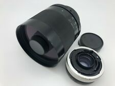 【Repair,w/Telepower】Tamron SP 500mm F8 TELE MACRO for Canon FD from Japan
