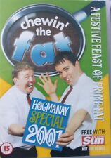 CHEWIN THE FAT HOGMANAY SPECIAL 2001 NEW SEALED DVD