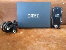 Orange OMEC Teleport USB Guitar Audio Recording Interface Amp Modelor Pedal