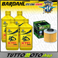 KIT TAGLIANDO OLIO BARDAHL + FILTRO MV AGUSTA BRUTALE 675 2015 2016 2017
