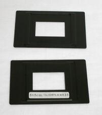 """LPL 35mm Slide Metal Inserts For """"U"""" Carrier"""