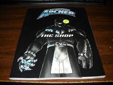 D20: Spycraft: Shadowforce Archer: The Shop