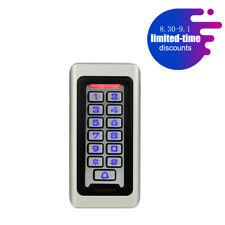 RFID&PIN-Code-Schloss,Wasserdicht,Metallgehäuse RFID-Codeschloss Zutrittskontrol