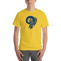 Retro Graphic UNISEX Short Sleeve Tee Football Los Angeles Buccaneers
