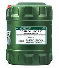 20L FANFARO Gear Oil ISO 220 Industrial DIN 51517-3 6743-6 CKC 12925-1 Type CKD