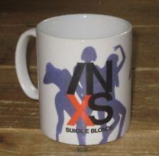 INXS Michael Hutchence Suicide Blonde Advertising MUG