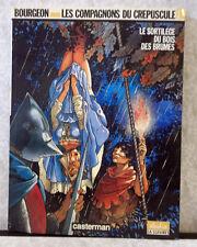 LE SORTILEGE DU BOIS DES BRUMES / 1986 / BOURGEON