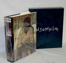 Insomnia Stephen King (Gunslinger, Carrie) HC 1st Ziesing Gift Edition Slipcase