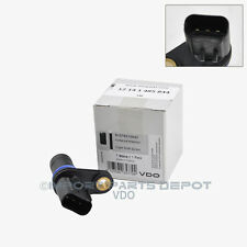 Crankshaft Crank Position Sensor + Seal Mini Cooper Siemens VDO OEM 844 New