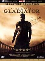 Gladiator (DVD, 2000, 2-Disc Set) Russell Crowe WORLD SHIP AVAIL
