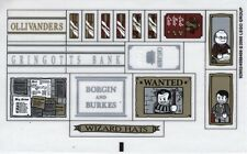 LEGO 10217 - Harry Potter - Diagon Alley - STICKER SHEET