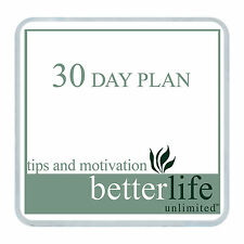 30 Day Weight Loss Plan (2nd Edition) CD: Tips And Motivation