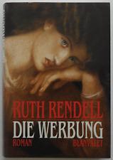 Ruth Rendell - Die Werbung (gebunden)