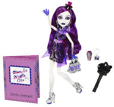 Monster High Spectra Vondergeist GHOULS NIGHT OUT Sammlerpuppe SELTEN BBC12
