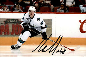 Tomas Hertl SIGNED autographed  4x6 photo SAN JOSE SHARKS #3