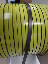Magnetband Selbstklebend 2 Polig 10 x 1,2mm Stark Magnet  lfm v.der Rolle