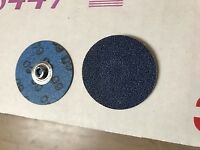 Norton Bluefire R821 66261144555 Tr Quick-Change Disc 1-1//2 In 24Y 50 Disc