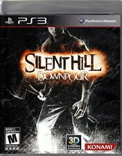 Silent Hill DOWNPOUR (PS3 Game) Brand New/Sealed FREE US Shipping