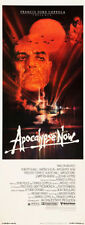 Apocalypse Now Insert Movie Poster 14x36 Replica