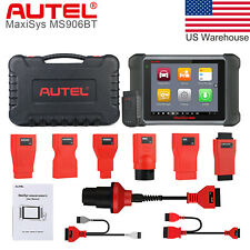 Original Autel MaxiSys MS906BT OBD2 Auto Diagnostic Tool Scanner Better MS906