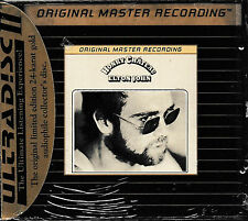 ELTON JOHN - HONKY CHATEAU / MFSL / UDCD 536 / GOLD CD / NEW+SEALED!